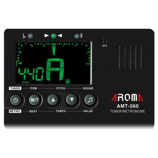 Aroma AMT 560 metronome / tuner