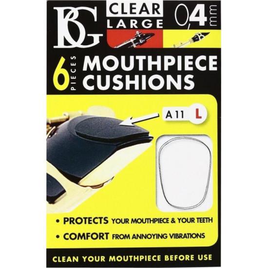 BG France A11 L mouthpiece cushions