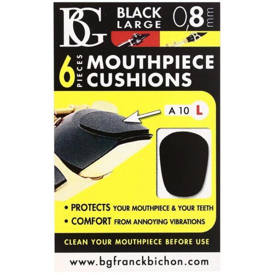 BG France A10 L mouthpiece cushions