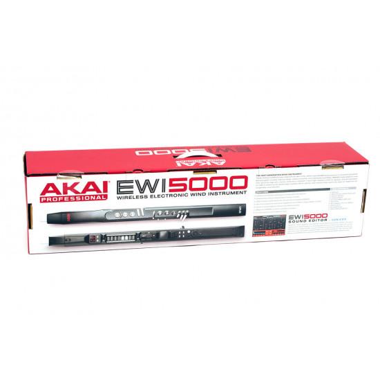 Midi saxophone Akai EWI 5000