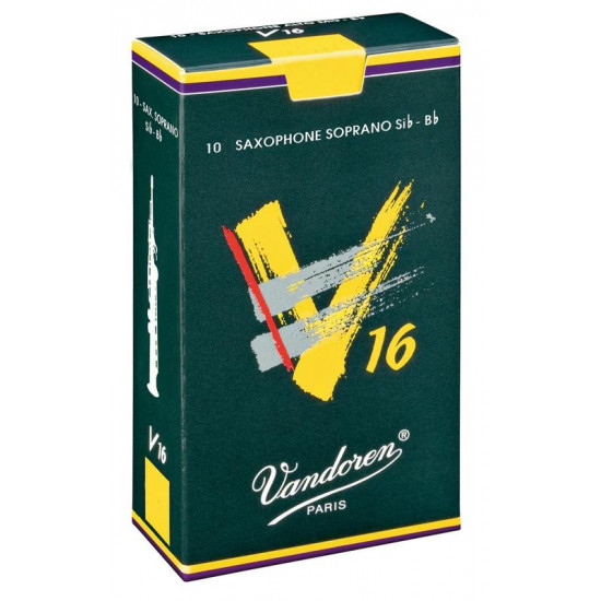 Vandoren V16 soprano sax